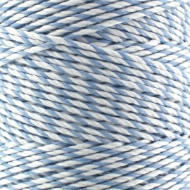 bakers twine string 2 mm - light-blue