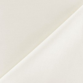 Extra wide cotton fabric Reverie (280 cm) - Ivory x 10cm