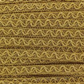 Brocarde braid trimming, Baroque Friese x50 cm - golden