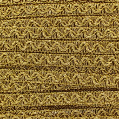Brocarde braid trimming, Baroque Friese x50 cm - golden