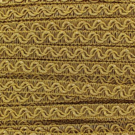 Galon brocart Frise Baroque doré x 50cm