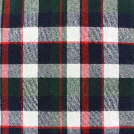 Scottish tartan fabric Aultmore x 10cm