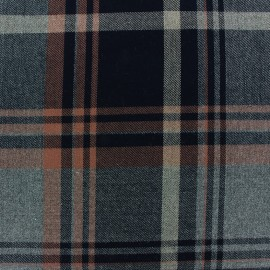 Scottish tartan fabric Cawdor x 10cm