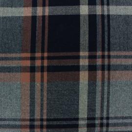 Scottish tartan fabric Cawdor x 10cm