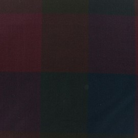 ♥ Coupon 10 cm X 140 cm ♥ Scottish tartan fabric Gretna