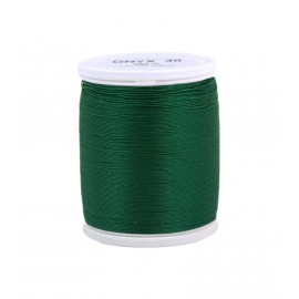 Polyamid laser thread bobbin ONYX 40  250 m - green