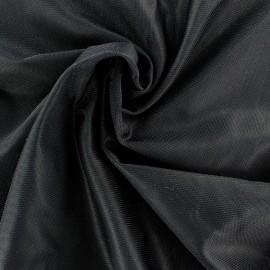 Tulle doublure maille noire x10cm