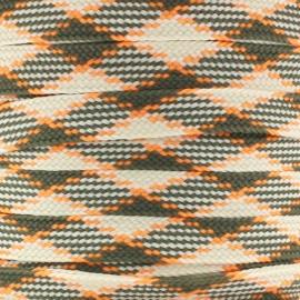 Braid trimming Ribbon Scotland - orange