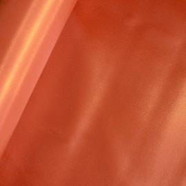 Tissu bachette nylon orange (73 cm) x 10 cm