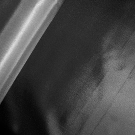 Tissu bachette nylon noir (73 cm) x 10 cm
