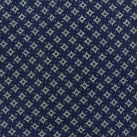 Jeans fabric Rombo - dark denim x 10cm