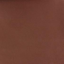Tissu uni brown x 10cm