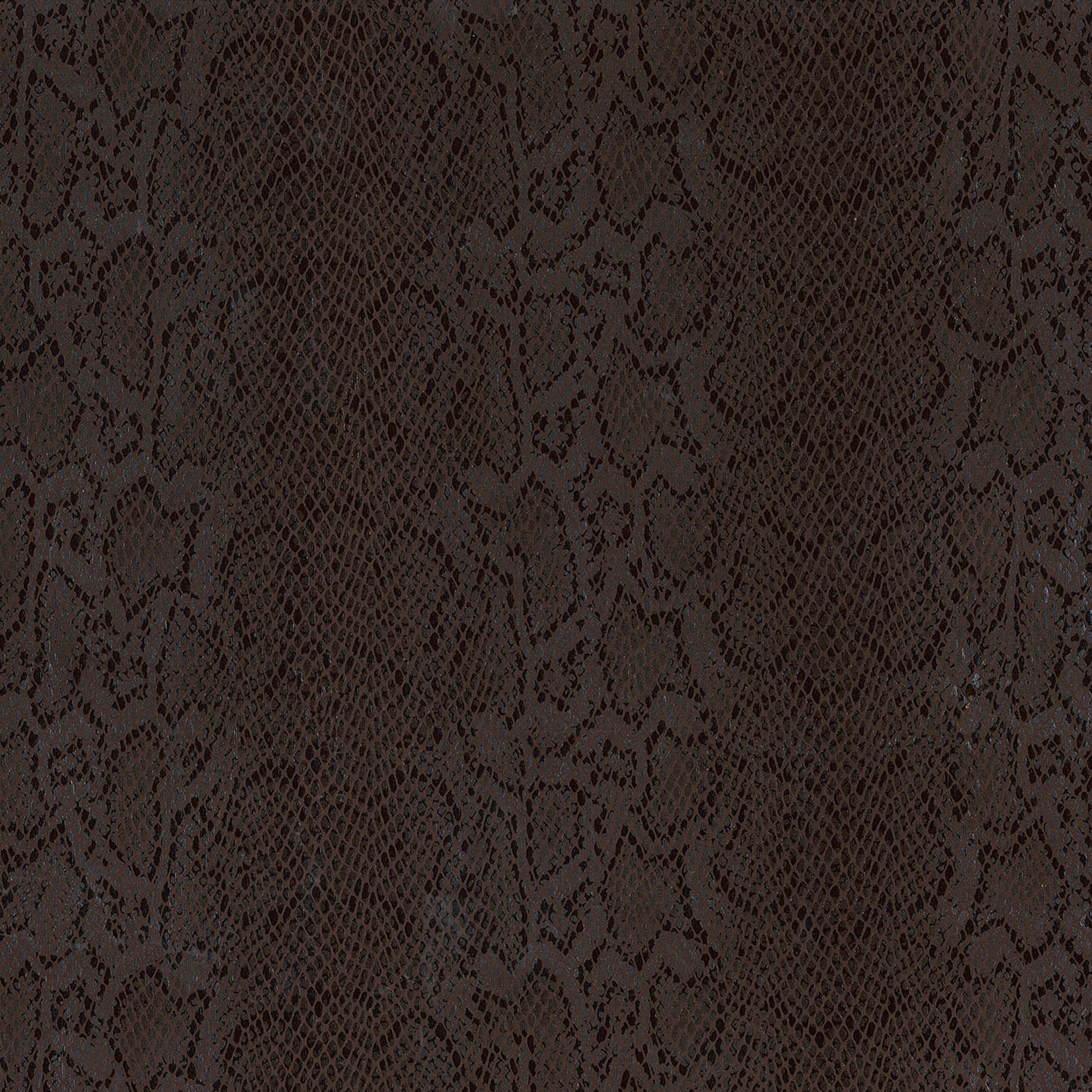 Simili cuir Serpent envers suédine marron x 10cm ec7b977a671