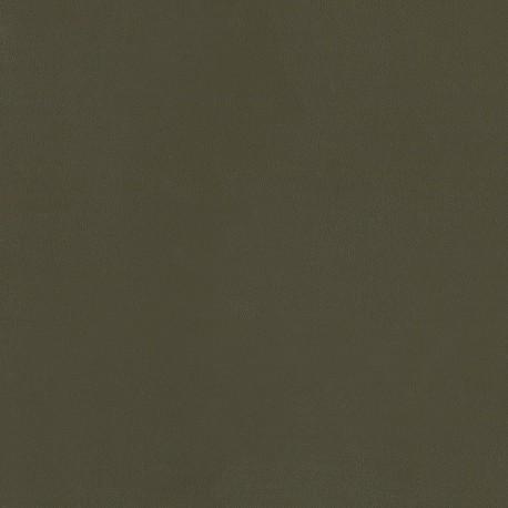 Faux leather/suede - khaki/beige x 10cm
