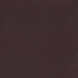 ♥ Coupon tissu 100 cm X 140 cm ♥ Simili cuir envers suédine bordeaux/beige