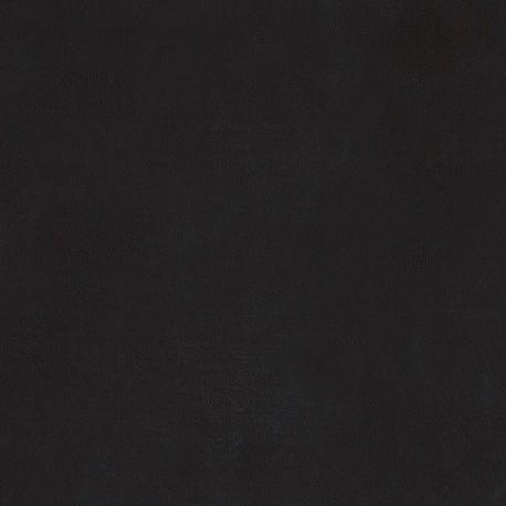 Simili cuir envers suédine noir/noir x 10cm