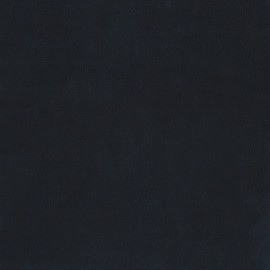 Simili cuir envers suédine marine/gris x 10cm