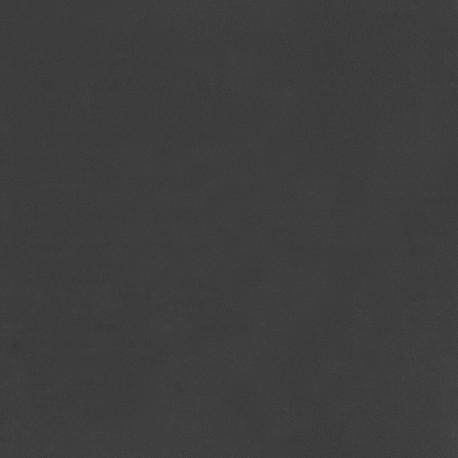 Simili cuir envers suédine anthracite/noir x 10cm