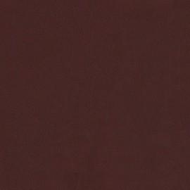 ♥ Coupon tissu 60 cm X 140 cm ♥ Simili cuir envers suédine bordeaux/anthracite