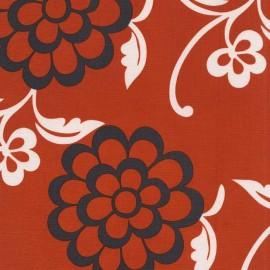 Fabric Shanghai - paprika x 61cm