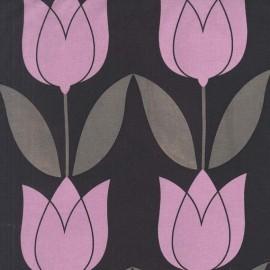 Tissu Tulip - orchid x 21cm