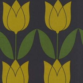 Tissu Tulip - citron x 21cm