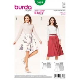 Patron Jupe Burda n°6698