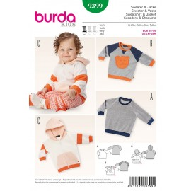 Patron Robe Burda n°6690