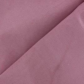 Tissu velours milleraies Melda 200gr/ml barbapapa x10cm