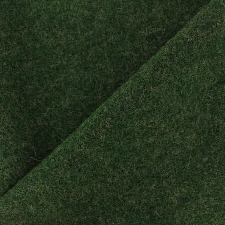 Laine bouillie vert anglais x 10cm