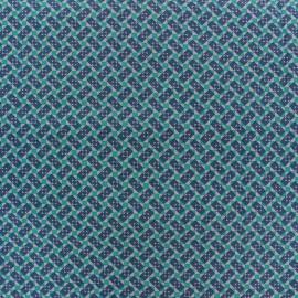 Tissu coton Granit ardoise x 10cm