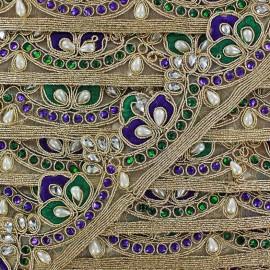Galon India Royal violet x 50cm