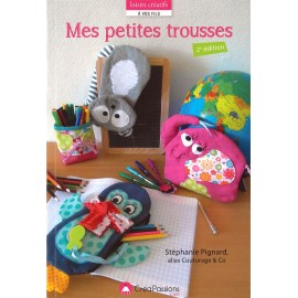 """""""Mes petite trousses - 2nd edition"""" book"""