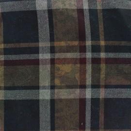 Scottish tartan fabric Aberlady x 10cm