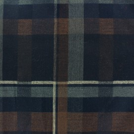 Scottish tartan fabric Newton x 10cm