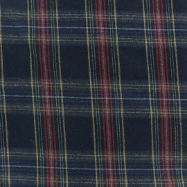 Scottish tartan fabric Roslin x 10cm