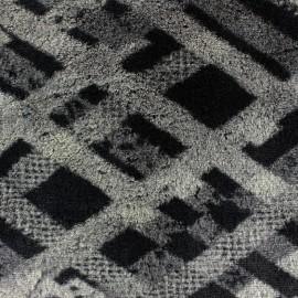 Fourrure Cuddly remix gris x 10cm