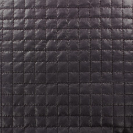 Quilted Fabric Carrés - purple x 10cm