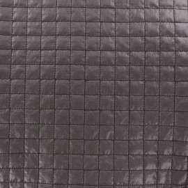 Quilted Fabric Carrés - light purple x 10cm