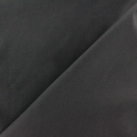 Poplin Fabric - anthracite x 10cm