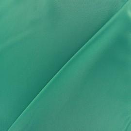 Microfiber touch silk Fabric - lagoon x 10cm