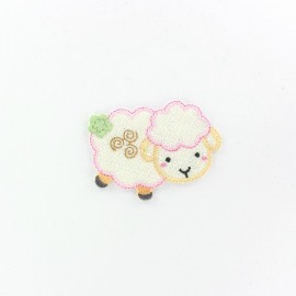 Thermocollant Baby Matelassé Mouton