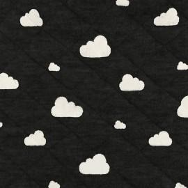 Tissu Matelassé Sur un nuage d'enfer ! x 10cm