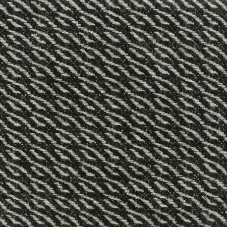 Recycled Light wool fabric Kelso
