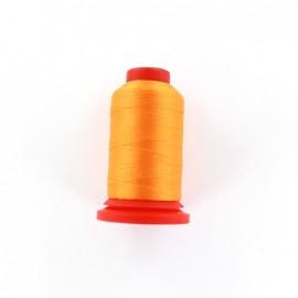 Cône de fil mousse pour surjeteuse 1000 m - orange