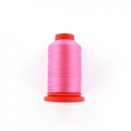 Cône de fil mousse pour surjeteuse 1000 m - rose