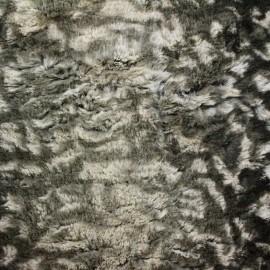 Fourrure Dulce gris x 10cm