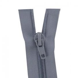 Fermeture Eclair®  SEPARABLE nylon fine 5 mm - gris foncé