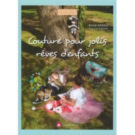 """Livre """"Couture pour jolis rêves d'enfants"""""""