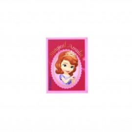 Thermocollant Toile Princesse Sofia Magical Amulet